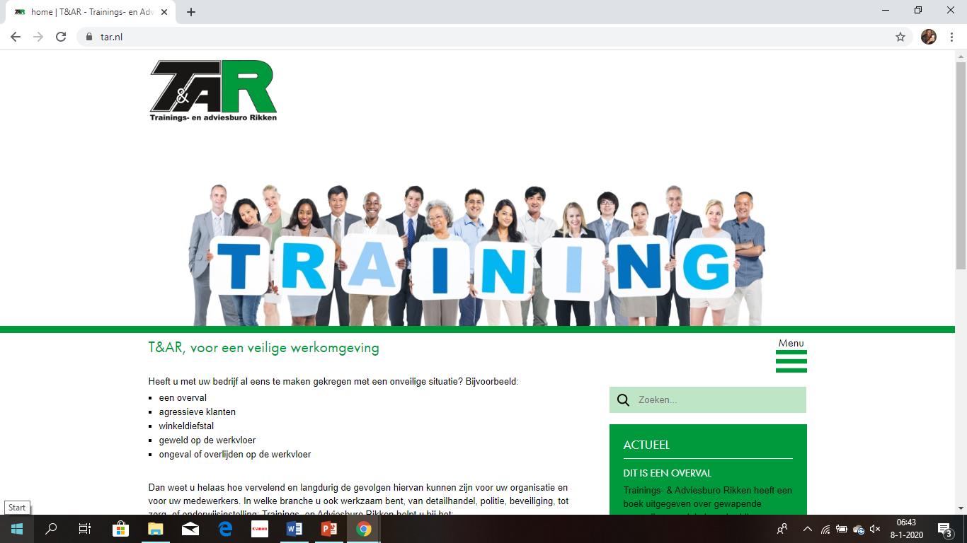 Trainings- en Advies Bureau Rikken